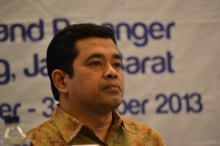 Ketua KPI Pusat, Judhariksawan  - Foto: KPI
