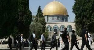 Penodaan kawasan Masjid Al-Aqsha oleh warga Yahudi (islammemo)