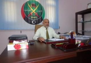 Pemimpin Ikhwanul Muslimin Libya, Basyir Al-Kibti (roayahnews.com)