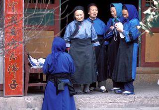 Warga Muslim Uighur (Al-Hayat)