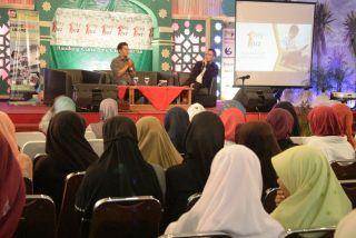 Talkshow ODOJ di Bandung Islamic Book Fair 2014, Rabu (7/5) - Foto: Roni Ramdan/ODOJ