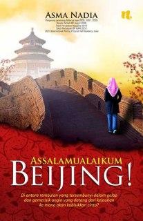 "Cover buku ""Assalamualaikum Beijing!"""
