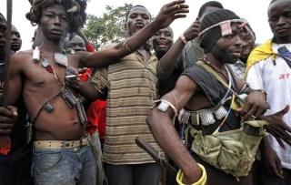 Milisi Kristen Anti Balaka Afrika Tengah (reliefweb.int)