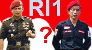 Capres RI 2014, Prabowo Subianto dan Joko Widodo.  (acehdetik.com)