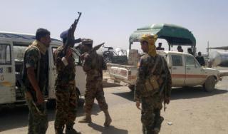 Militer Yaman memperketat keamanan di Amran (Aljazeera)