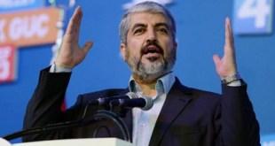 Kepala Biro Politik Hamas, Khalid Misya'al (paltimes.net)