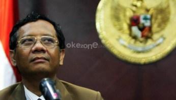 Ketua Tim Pemenangan Prabowo-Hatta, Mahfud MD (okezone.com)