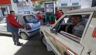 Suasana salah satu pom bensin di Mesir (islammemo.cc)
