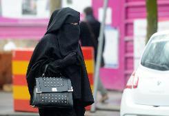 Muslimah bercadar di Eropa (Islam Today)