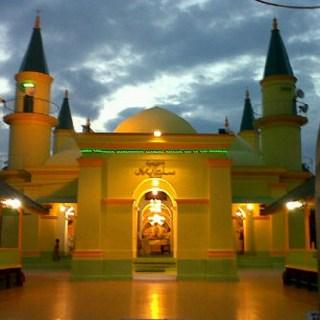ilustrasi masjid (YAQ)