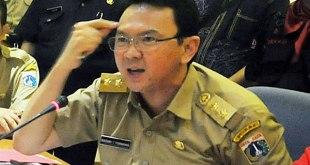 Wakil Gubernur DKI Jakarta, Basuki Tjahaja Purnama alias Ahok. (ANTARA/ZABUR KARURU)
