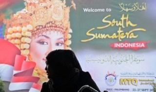 MTQ Internasional Palembang-Ilustrasi. (republika.co.id)