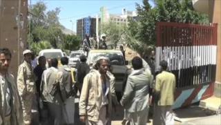 Anggota Jamaah Hutsi Yaman (dailynewsarabic.com)