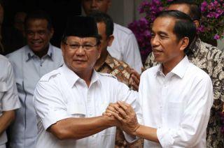 Pertemuan Prabowo dan Jokowi menjadi babak baru perpolitikan Indonesia.  (metrotvnews.com)