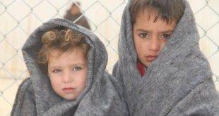 Pengungsi Suriah di musim dingin. (islamstory)