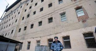 Penjara di Rusia (AFP)