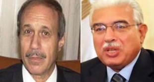 Habib Al-Adly dan Ahmad Nazif (islammemo.cc)