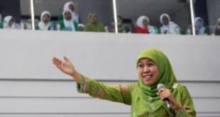 Menteri Sosial RI, Khofifah Indar Parawansa. (reublika.co.id)