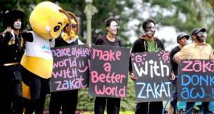 Sosialisasi Zakat (inet).  (bazsiak.com)