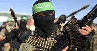 Sayap militer Hamas, Izzuddin Al-Qassam. (news.bbcimg.co.uk)