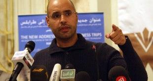 Saiful Islam Qaddafi (theguardian.com)
