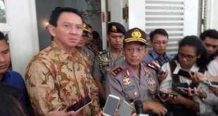 Gubernur DKI Jakarta Basuki Tjahaja Purnama alias Ahok diperiksa sebagai saksi kasus korupsi UPS.  (suara.com)