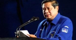 Ketua Umum Partai Demokran Susilo Bambang Yudhoyono (SBY) merayakan ulang tahun ke-66, Rabu (9/9/15).  (demokrat.or.id)