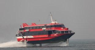 Kapal feri cepat di Hongkong (therakyatpost.com)