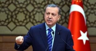 Presiden Turki, Recep Thayyib Erdogan. (alresalah.ps)