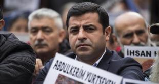 Selahattin Demirtaş, ketua HDP. (anadolu)