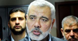 Wakil Ketua Biro Politik Hamas, Ismail Haniah. (felesteen.ps)