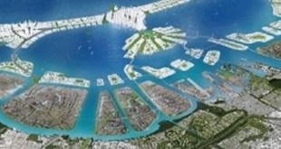 Reklamasi Teluk Jakarta. (wartabuana.com)