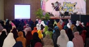 Kegiatan I'tikaf di Masjid Nurul Huda UNS Solo, Sabtu (25/6/2016). (ist)