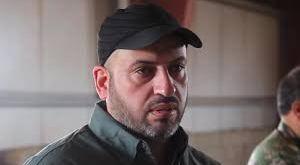 Pimpinan tentara milisi Abu Al-Fadl Al-Abbas/QQAFA, Aws Al-Khafaji. (aljazeera.net)