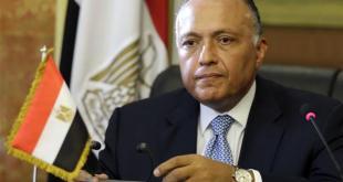 Menlu Mesir, Sameh Shoukry (alchetron.com)