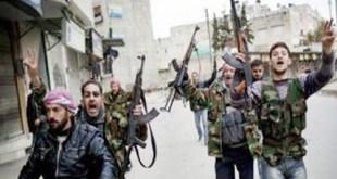 Pasukan Oposisi Suriah. (dostor.org)