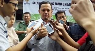 Wali Kota Bogor Bima Arya Sugiarto. (halalbogor.com)