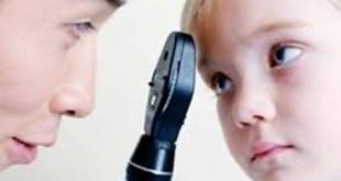 Pemeriksanaan Mata Pada Anak (inet). (visia.info)