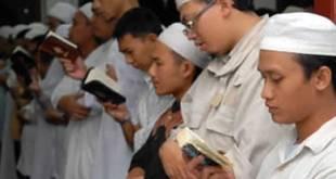 Ilustrasi - Ramadhan di Masjid Al-Hikmah, Jakarta Selatan (Al-Hikmah)