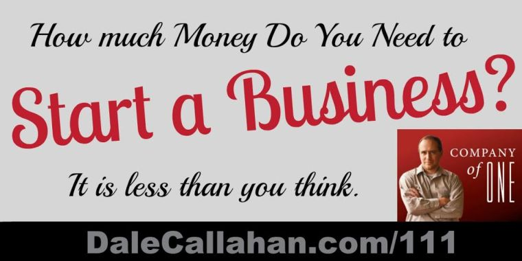 How Much Money Do You Need to Start Your Own Business