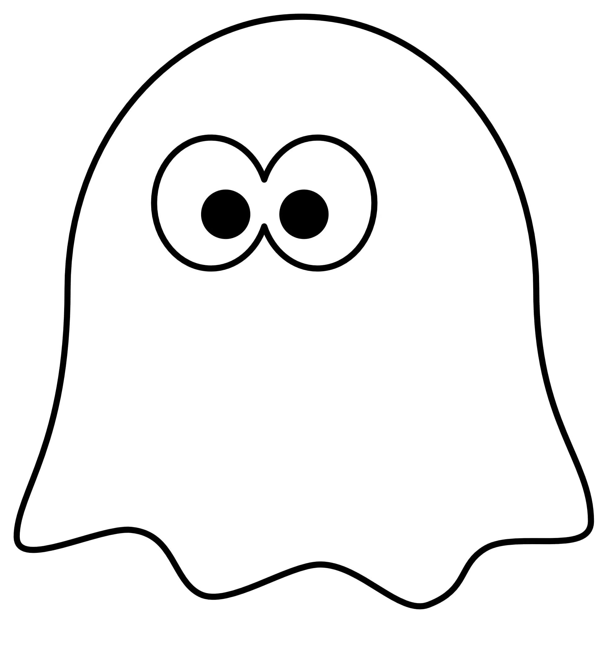 Dibujos de fantasmas para iluminar - Dibujos de pared para ninos ...