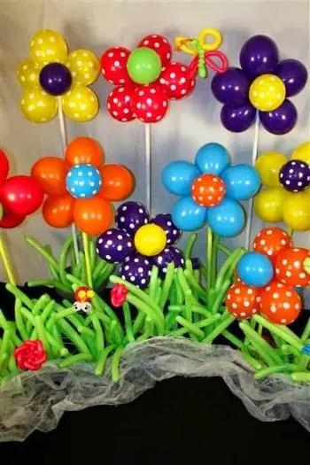 Consejos e ideas para decorar con globos - Bombas para decorar ...