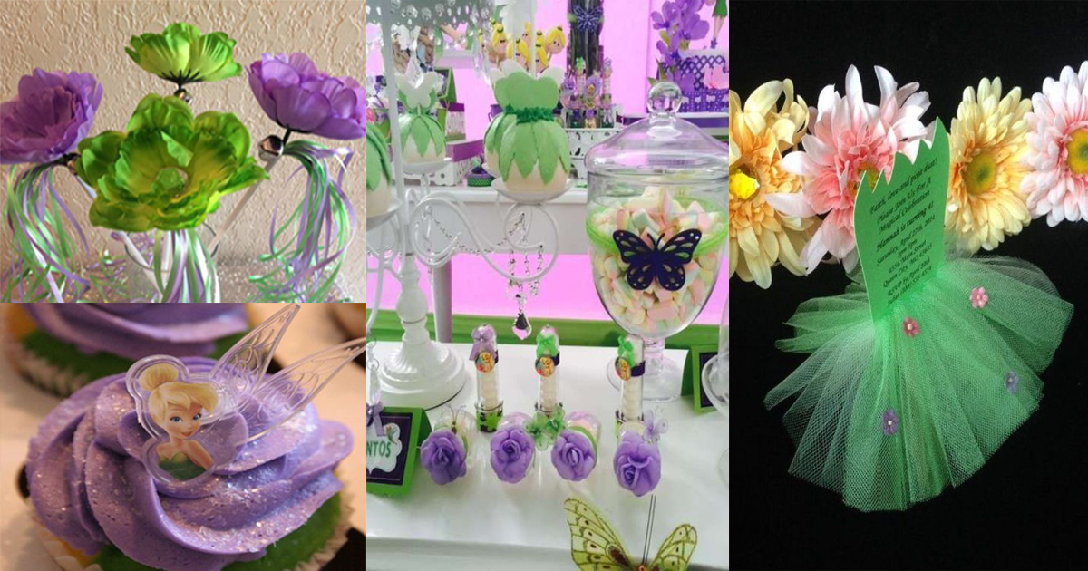 tinkerbell cake ideas for decorating elitflat
