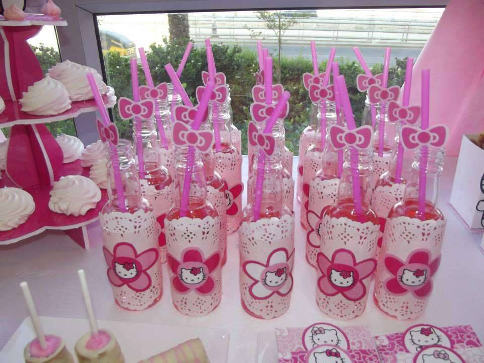 Ideas para fiesta infantil de hello kitty - Ideas para fiestas de cumpleanos infantiles ...