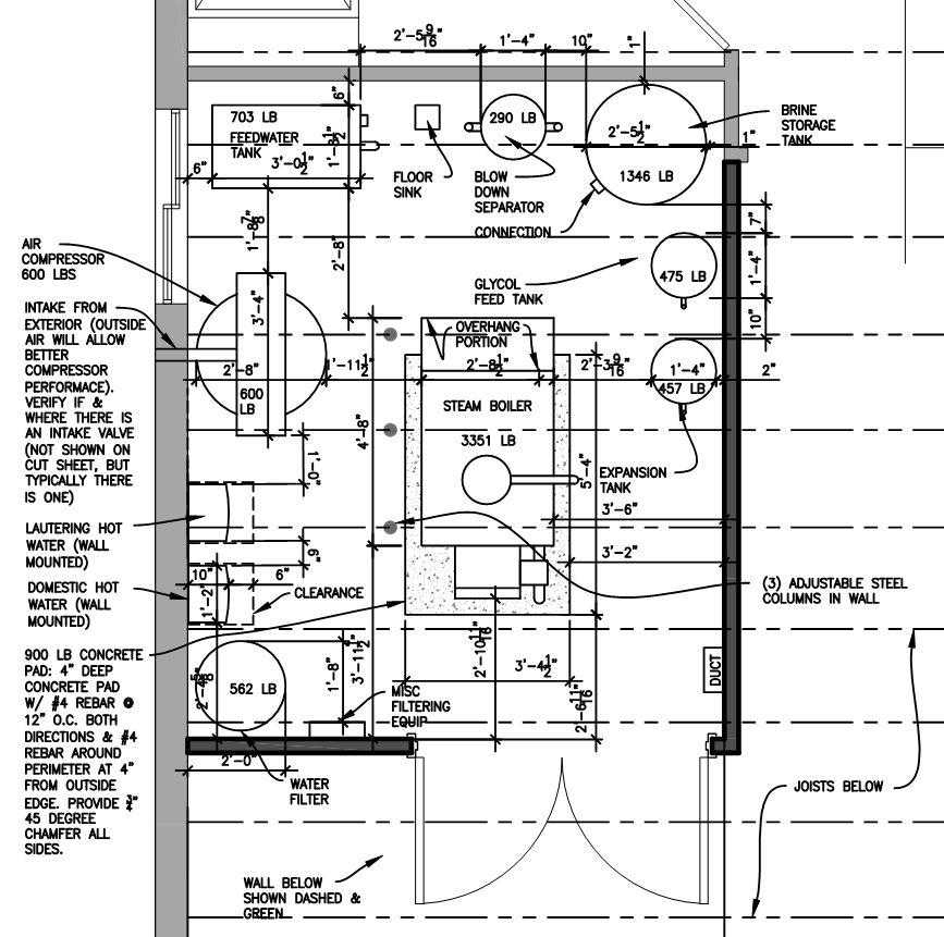 piping layout considerations