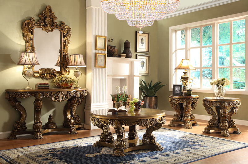 Dallas Designer Furniture El Dorado Formal Living Room Set - el dorado living room sets