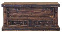 Dallas Designer Furniture | Laguna Rustic Bedroom Set