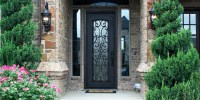 Custom Iron Doors Dallas, TX | Design, Installation ...