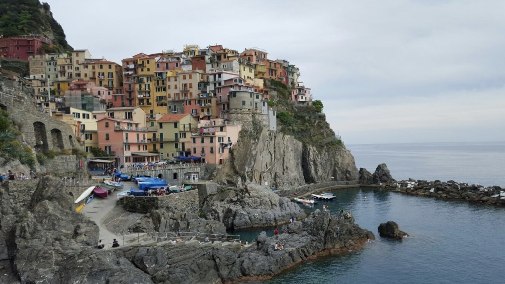 The 5 Towns of Cinque Terre