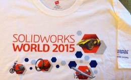 Welcome to SolidWorks World 2015!